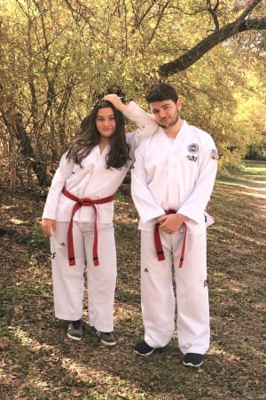 students in Family Martial Arts   in Midlothian - Poteet Martial Arts