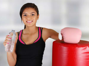 students in Fitness Kickboxing in Rockaway - Pure Mixed Martial Arts