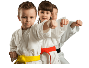 students in Kids Martial Arts in Chesapeake - Virginia Martial Arts Center