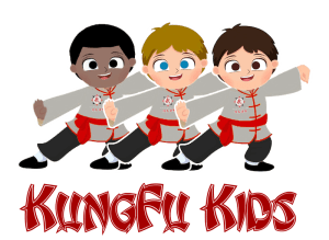 students in kids martial arts  in Coral Springs - KungFu Connection
