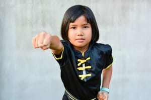 students in Kids Martial Arts  in Gaithersburg - IFC Martial Arts and Fitness