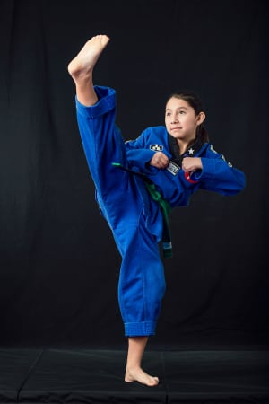 students in private lessons  in Kennewick - Tri-Cities Black Belt Taekwondo