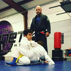 students in kids martial arts in Decatur - 10th Planet Jiu Jitsu Decatur
