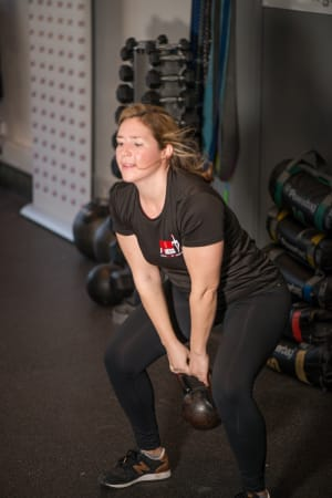 students in personal training  in 	 Blackheath - Burn It Fitness