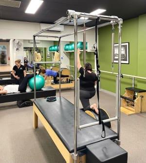 students in Semi Private Pilates in Highett - Pilates Plus Fitness Studio