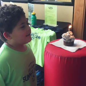 students in birthday parties in Woodbridge - Life Champ Martial Arts
