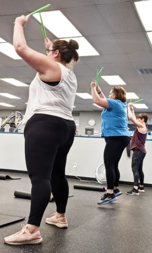 students in Bootcamp  in Papillion - Fit In The City
