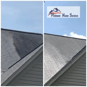 students in Roof Cleaning in Clemmons - Piedmont Home Services