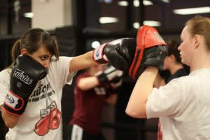 students in Self Defense in Benton - Revolution MMA