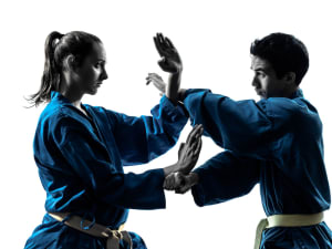 students in Teen and Adult Martial Arts  in Gaithersburg - IFC Martial Arts and Fitness