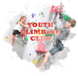 students in Youth Climbing Club  in Wichita - Bliss Climbing and Fitness