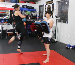 Benefits of Muay Thai Training