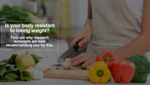 Is Your Body Resistant to Losing Weight?