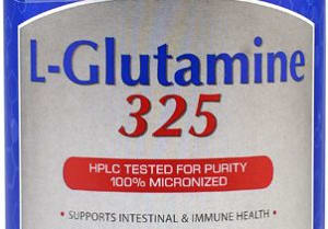Build More Muscle with L-Glutamine