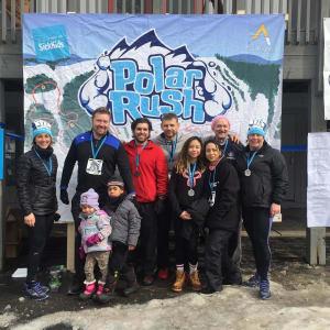 Personal Training in Brampton - Impact Fitness - Polar Rush!