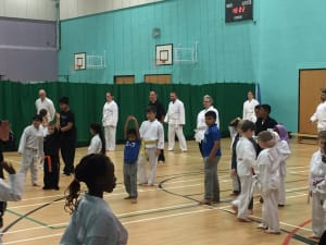 Kids Martial Arts in Leicester - MG Black Belt Academy - Adult martial arts Leicester- preparation for test !