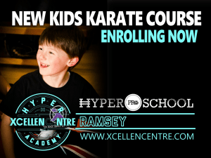Self Defence Kids Course announced in Ramsey!
