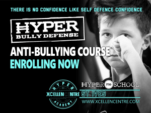 Anti-Bullying Kids Course announced in St. Ives!