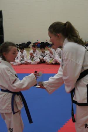Kids Martial Arts in Balbriggan - Elite Taekwondo Academy - How Martial Arts Will Improve Your Child's Confidence