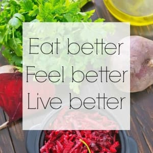 HOW TO EAT FOOD TO FEEL YOUR BEST!
