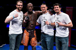 Jared Gooden Goes 5-0 MMA