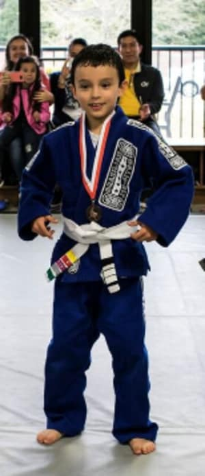 May 2016 Kid of the Month for SBG Buford Juan Jejen