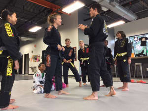 Self Defense Week at SBG Buford!