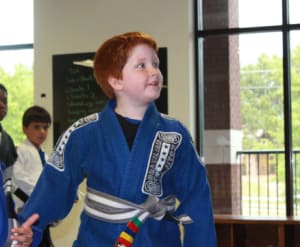 July 2016 Kid of the Month for SBG Buford: Tennyson Gibs
