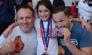 June 2016 Kid of the Month for SGB Buford: Laren Amerman