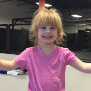 SBG Atlanta's February 2017 Kid of the Month: Julia Pfund