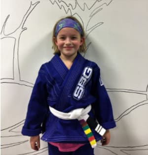 SBG Atlanta's December 2016 Kid of the Month: Lilly Smalls