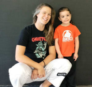 SBG Atlanta's November 2016 Kid of the Month: Sydney Simms