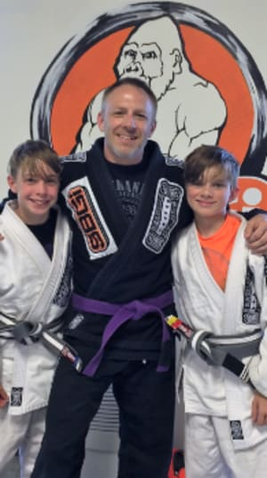 October's Kids of the Month are Grant and Brayden Clinger!