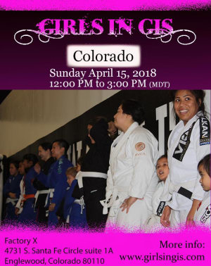 Kids Mixed Martial Arts in Englewood - Factory X Muay Thai -  Attention all BJJ ladies!!! FX is excited and honored to be hosting Girls in Gis on Sunday, April 15th from 12pm - 3pm!   The event is open to females of all ages, skill levels and from all academy affiliations!   • Everyone must register online •  ???? Registration: www.eventbrite.com/e/girls-in-gis-colorado-englewood-tickets-43862813857 ????   Professor Beth Kolanowski and Brittany Boone will be our resident hostesses and they look forward to seeing all of you beautiful ladies on 4/15!