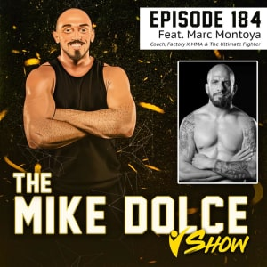 Take a listen to Coach Marc Montoya on the Mike Dolce (The Dolce Diet) Show podcast!