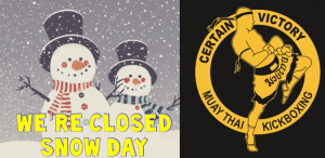 Kids Martial Arts in Marlborough - Certain Victory Martial Arts & Fitness - Snow Day and We are Closed!