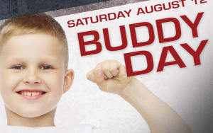 Buddy Day is on August 12th
