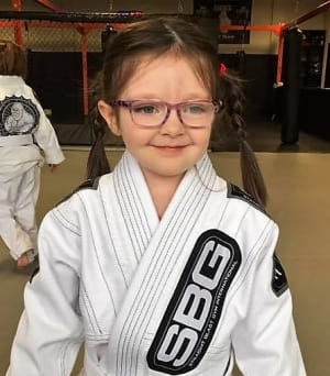 August's Kid of the Month is Sophia Cowgill!