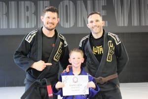 Jackson Duneman is SBG Buford's Kid of the Month