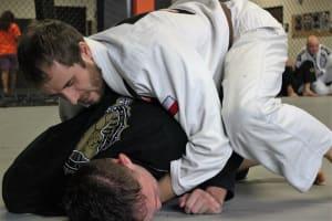 Our Martial Artist of the Month is Voytek Tarnowski
