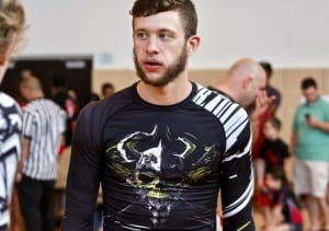 Tyler Trump is March's Martial Artist of the Month