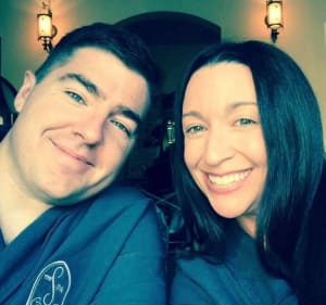 Matt and Jennifer Cowgil are March's Fitness Members of the Month!