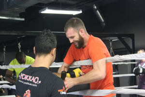 in Buford - Straight Blast Gym Buford - Top 3 Ways to Keep Your Kickboxing and Muay Thai Gloves Smelling Like New