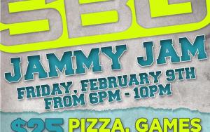 "The ""Jammy Jam"" Pajama Party!"