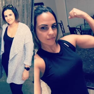 Belkis Rivera is December's Fitness Member of the Month!