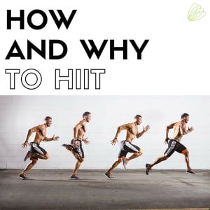 Are you up to speed with the benefits of HIIT?