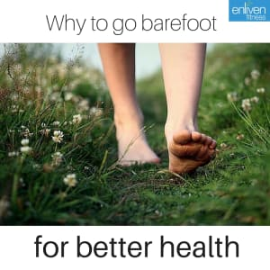 Training barefoot isn't hippie; it's medicine.