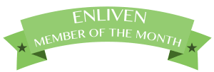 Enliven Fitness Member of the Month