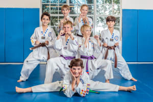 Kids Martial Arts in Jupiter - Harmony Martial Arts Center - Yes we are open during Spring Break