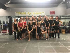 March Kickboxing & Muay Thai testers rocked!